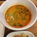 Thai Food Lounge DEE  - ミニトムヤムクン(´∀`)