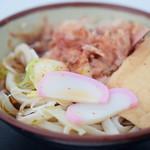 かるかや - 料理写真:かるかやうどん@税込500円