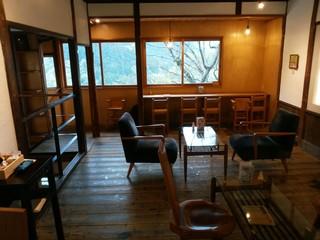 NARAYA CAFE - 2階