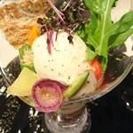 84133759 - 季節の野菜パフェ