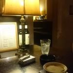 ノブ カフェ - カフェオレ