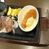 ステーキガスト - 料理写真:カットステーキ&蟹クリームコロッケ