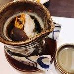 味美 - ○土瓶蒸し様