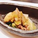 Ajimi - ○ホタルイカの酢味噌和え様