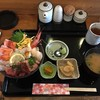 播磨を食す 一心 - 料理写真:海鮮丼(並)全景