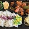 三連水車の里あさくら 食工房 カネキチヤ - 料理写真:酢鶏弁当 450円
