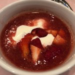 ル ビストロ - いちごのスープ