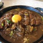 84139255 - カツカレー丼