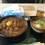 84139280 - カツカレー丼¥1000