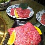 焼き肉 宝山 - ザブトン