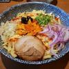 爆龍 - 料理写真:【季節限定】サルサまぜそば(950円)
