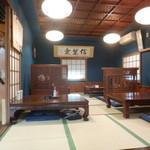 羽田うなぎ店 - '18/04/14 お座敷