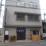 羽田うなぎ店 - '18/04/14 店構え