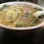 会龍 - ワンタン麺
