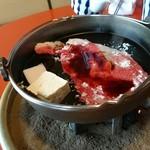 84140799 - 寿き焼  松  のお肉
