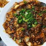 84144210 - 麻婆豆腐(辛さオーダー普通)