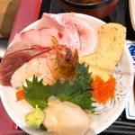 牧原鮮魚店 - 海鮮丼