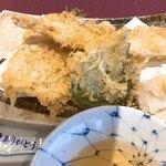 牧原鮮魚店 - 天ぷら