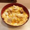 泰然 - 料理写真:比内地鶏親子丼