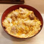 泰然 - 比内地鶏親子丼