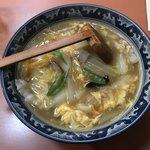 八千穂 - 料理写真:スーラータンメン 800円