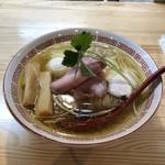 84149011 - 煮干しラーメン(白醤油)松