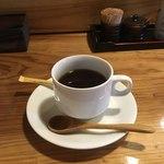 ちどり - ランチのコーヒー