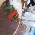 メゾン ド フルール - 野菜カレー