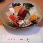 8415580 - 平日ランチのちらし寿司