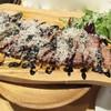 ミア・ボッカ - 料理写真:サーロインのビステッカ バルサミコソース