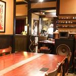 蕎麦懐石 無庵 - 店内、オーディオセット