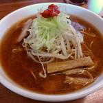 中華料理 鉄人 - 味噌ラーメン