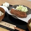 大福屋 - 料理写真:ロースかつ定食