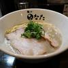 Menyahinata - 料理写真:魚介鶏白湯らーめん