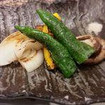 84152517 - 野菜焼き