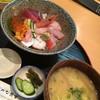 おさかな食堂 - 料理写真:海鮮丼1500円
