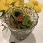 陣屋 賑わい亭 - 前菜