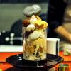 厨 otona くろぎ - 料理写真:'18.04黒蜜きなこパフェ