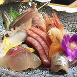和食処 こばやし - 料理写真:刺し身