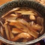 さ和長 - 鴨汁です。