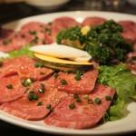 ハヌリ - 焼肉3種盛り