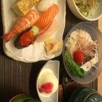 寿司 櫓 - 季節限定ランチ「向日葵」