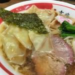 84160065 - 【ワンタン麺…880円】♫2018/3