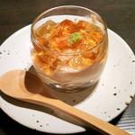 84161563 - 「生湯葉と出汁ジュレ」。これ美味しかったです。