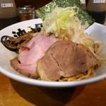 84162614 - 油そば辛+野菜