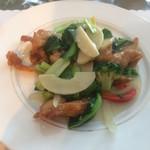 錦水 - 若鶏と季節野菜