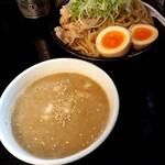 山形飛魚 亞呉屋 - あごだしどろつけ麺(大)910円