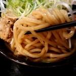山形飛魚 亞呉屋 - 全粒粉の麺