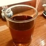 おねぎや - 常温の麦茶