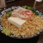 84164989 - たぬき豆腐